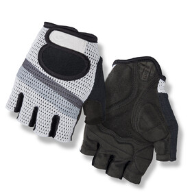 Giro Siv Gloves white titanium/stripe